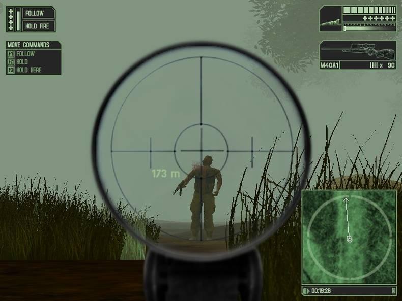 Marine Sharpshooter II: Jungle Warfare screenshot