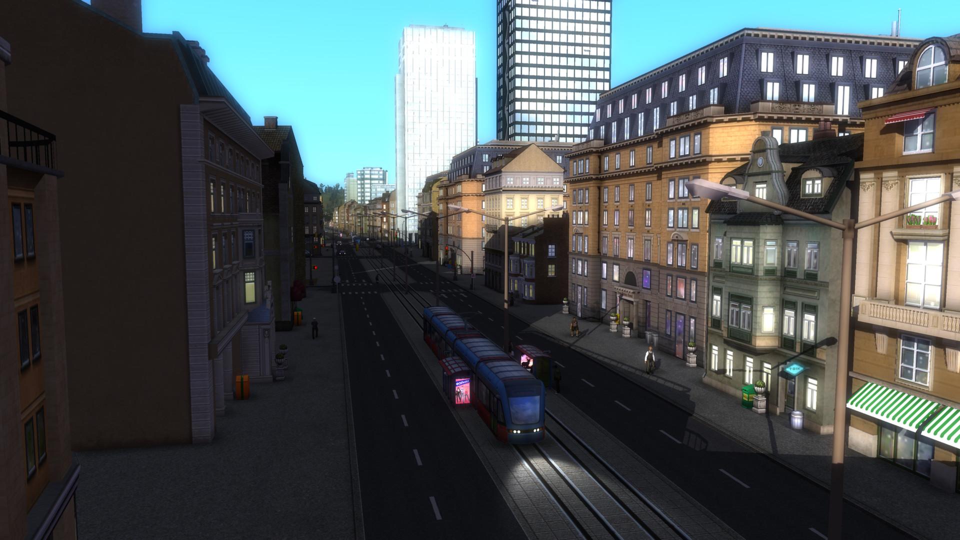 Cities in Motion 2: European Cities screenshot