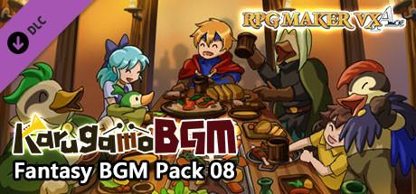 RPG Maker VX Ace - Karugamo Fantasy BGM Pack 08