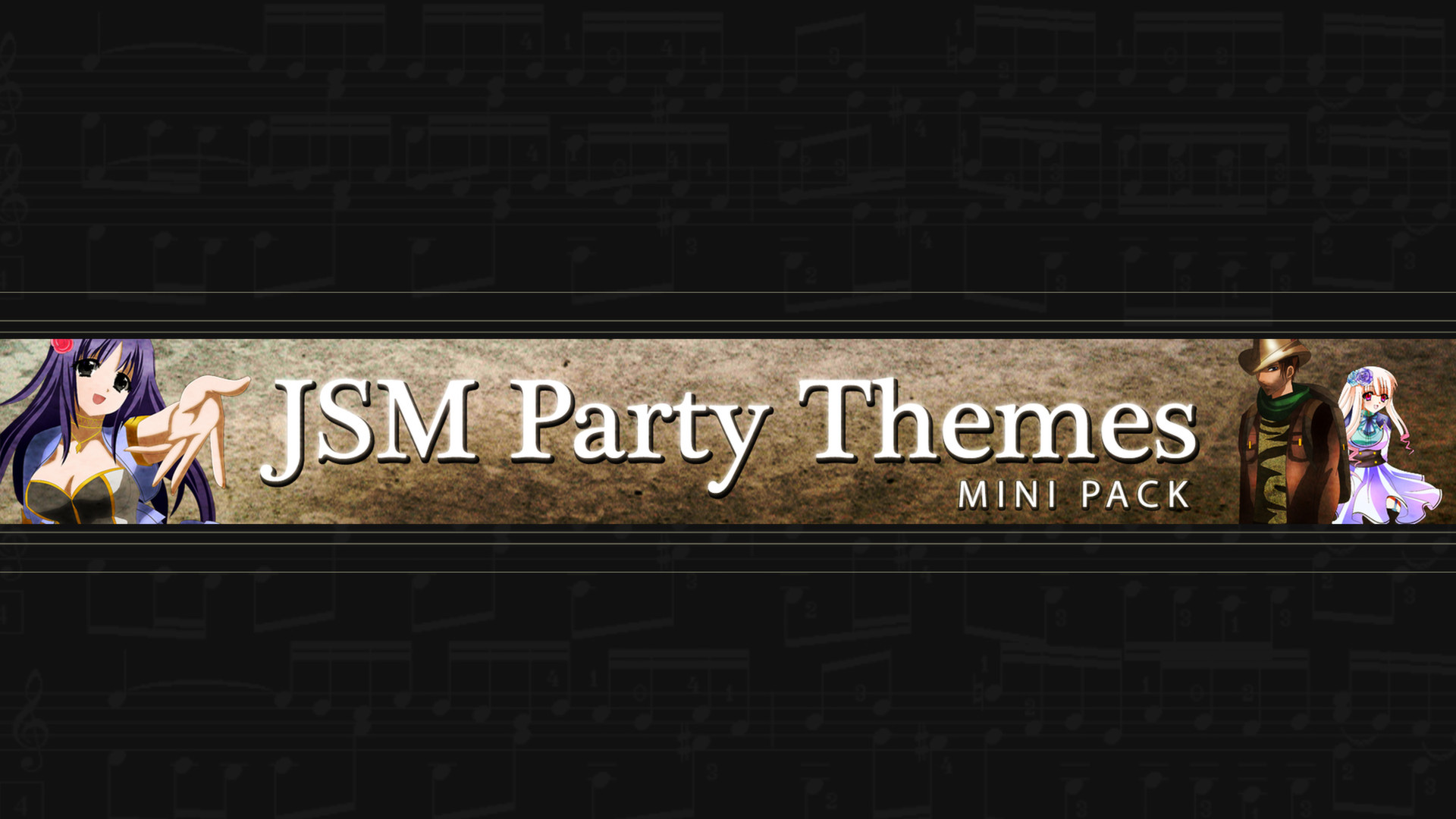 RPG Maker VX Ace - JSM Party Themes screenshot