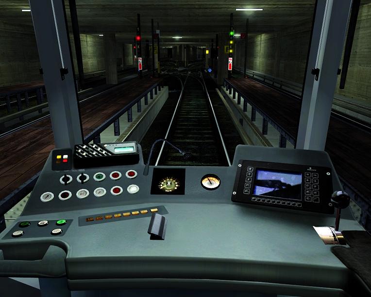 World of Subways 2 – Berlin Line 7 screenshot