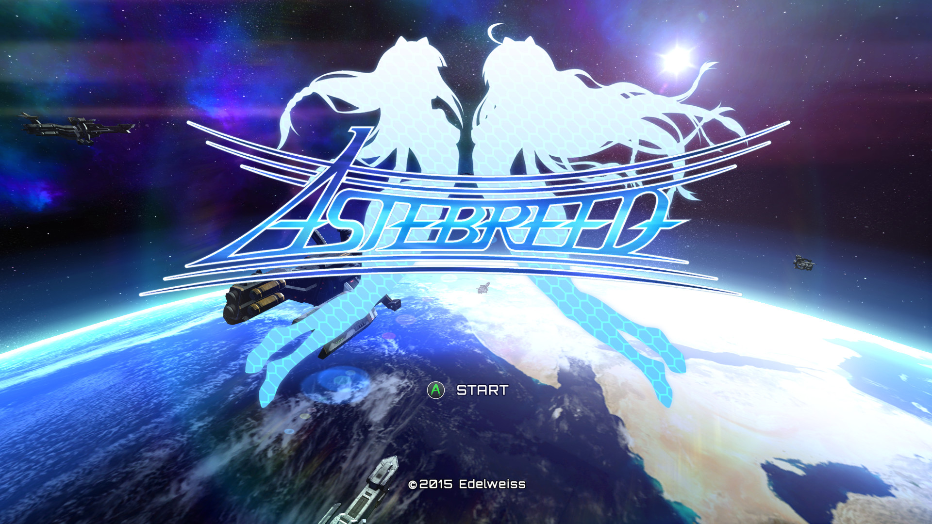 Astebreed: Definitive Edition screenshot