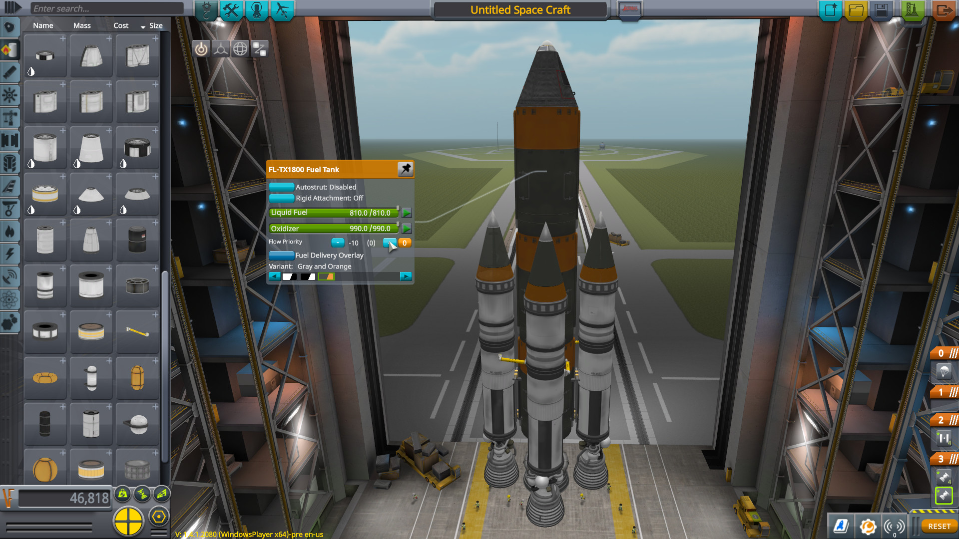 Kerbal Space Program: Making History Expansion screenshot