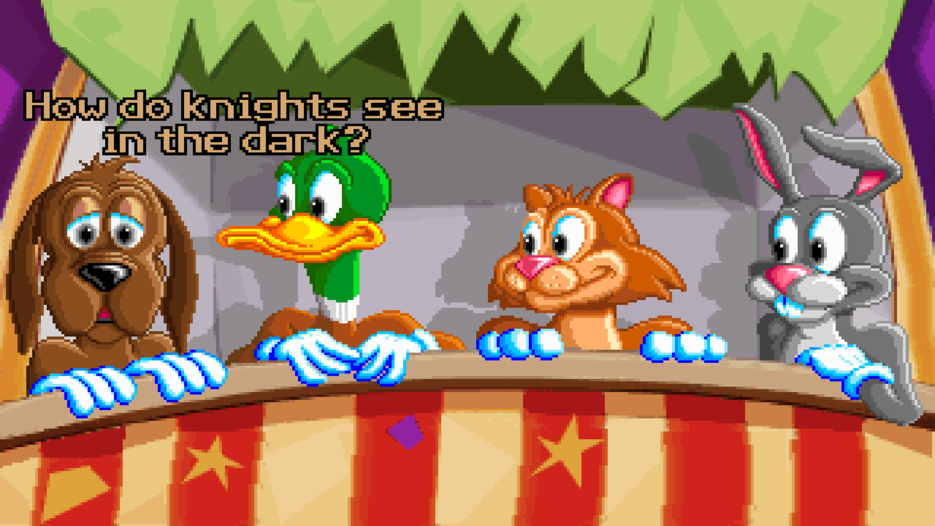 Putt-Putt Joins the Parade screenshot