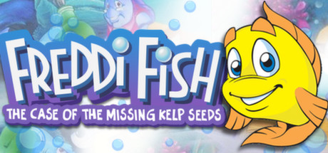 Get free Freddi Fish and The Case of the Missing Kelp Seeds key