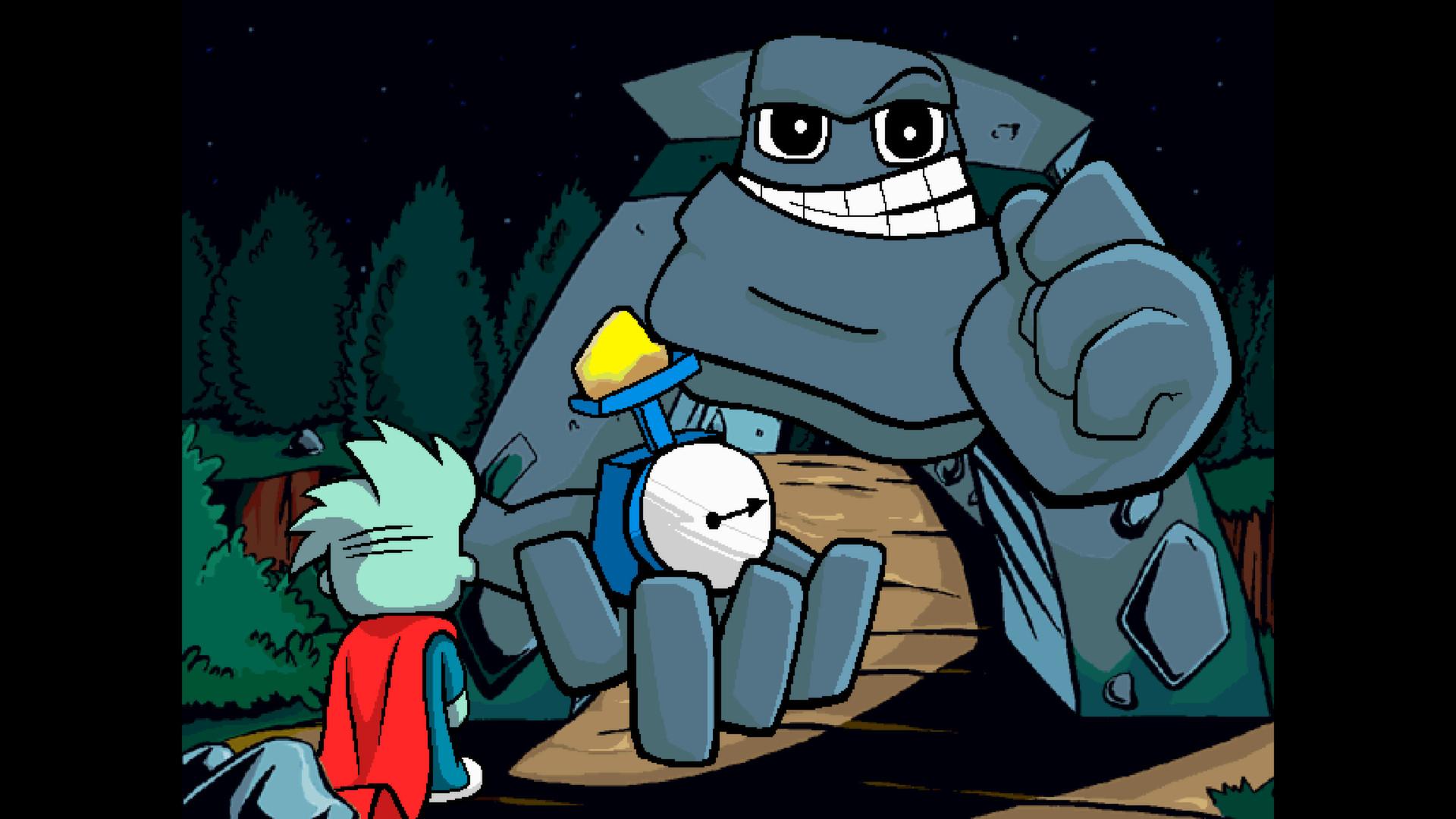 Pajama Sam: No Need to Hide When It's Dark Outside screenshot