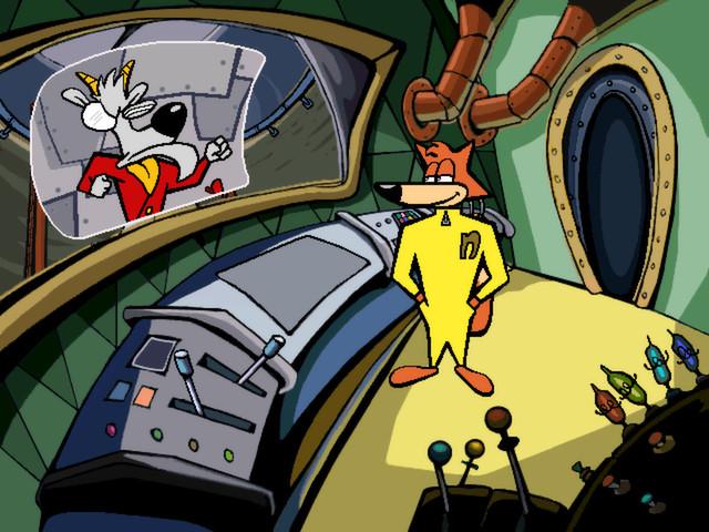 "Spy Fox in ""Dry Cereal"" screenshot"