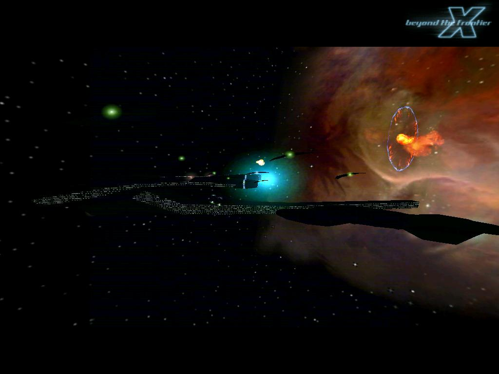 X: Beyond the Frontier screenshot