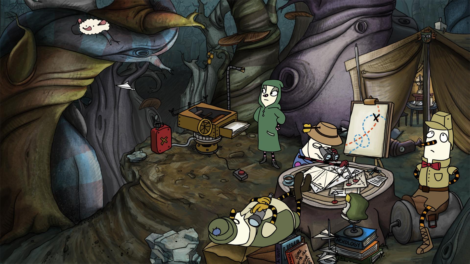 The Inner World Soundtrack screenshot