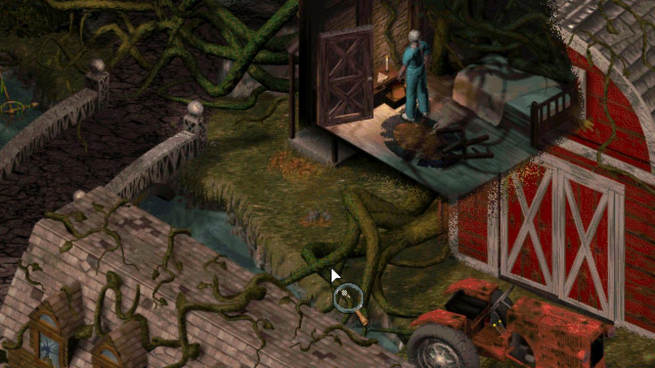 Sanitarium screenshot 2