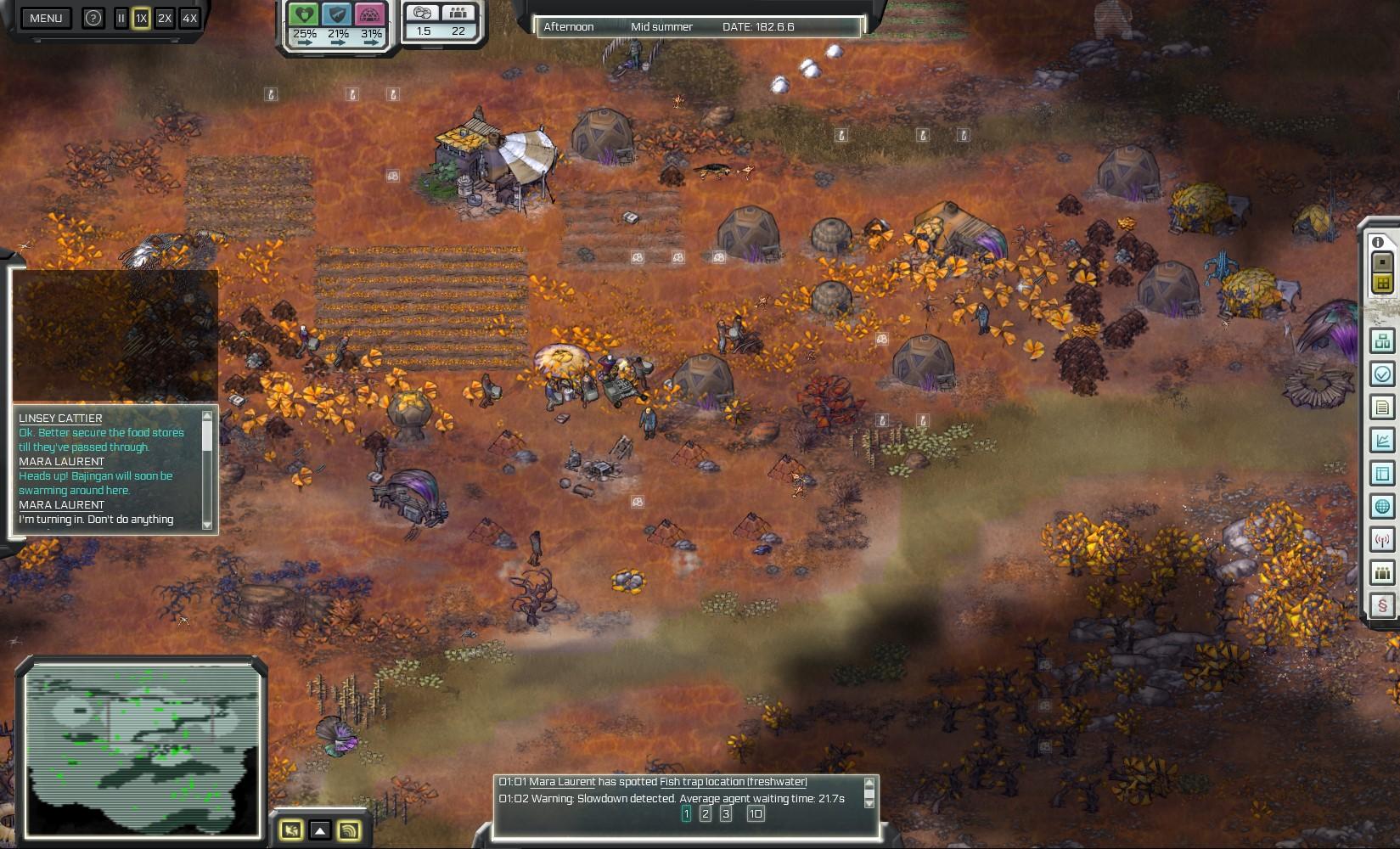 Unclaimed World screenshot