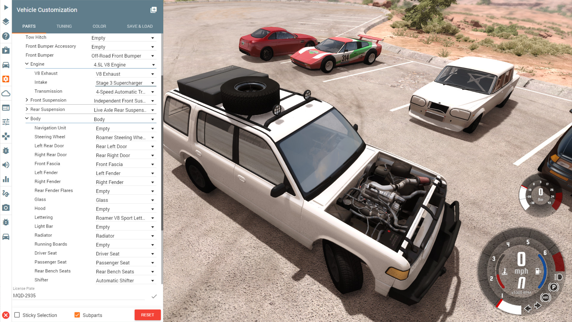 BeamNG.drive screenshot