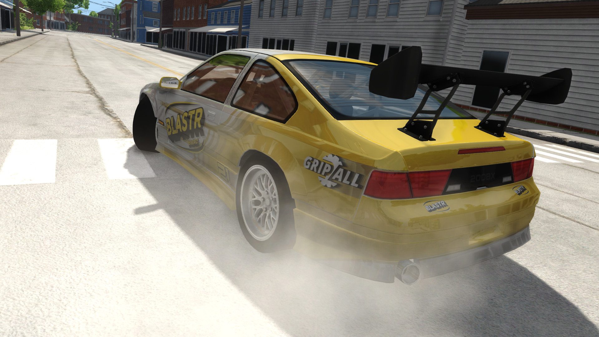 BeamNG.drive Screenshot 2