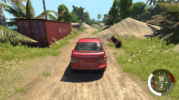 D Space Car Games Online