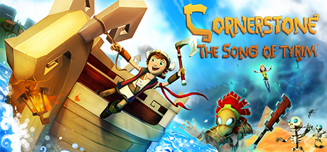 Cornerstone: The Song of Tyrim game image