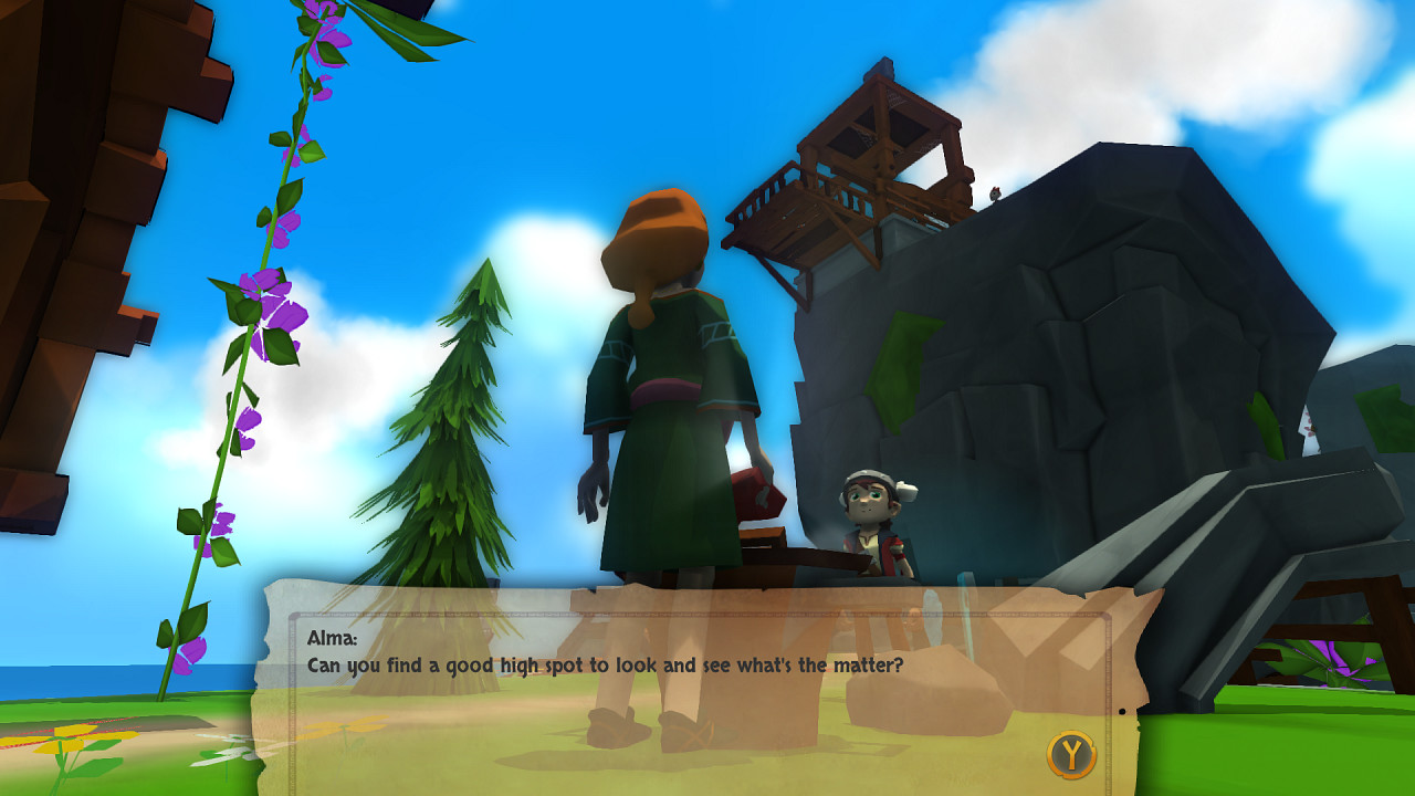 Cornerstone: The Song of Tyrim screenshot
