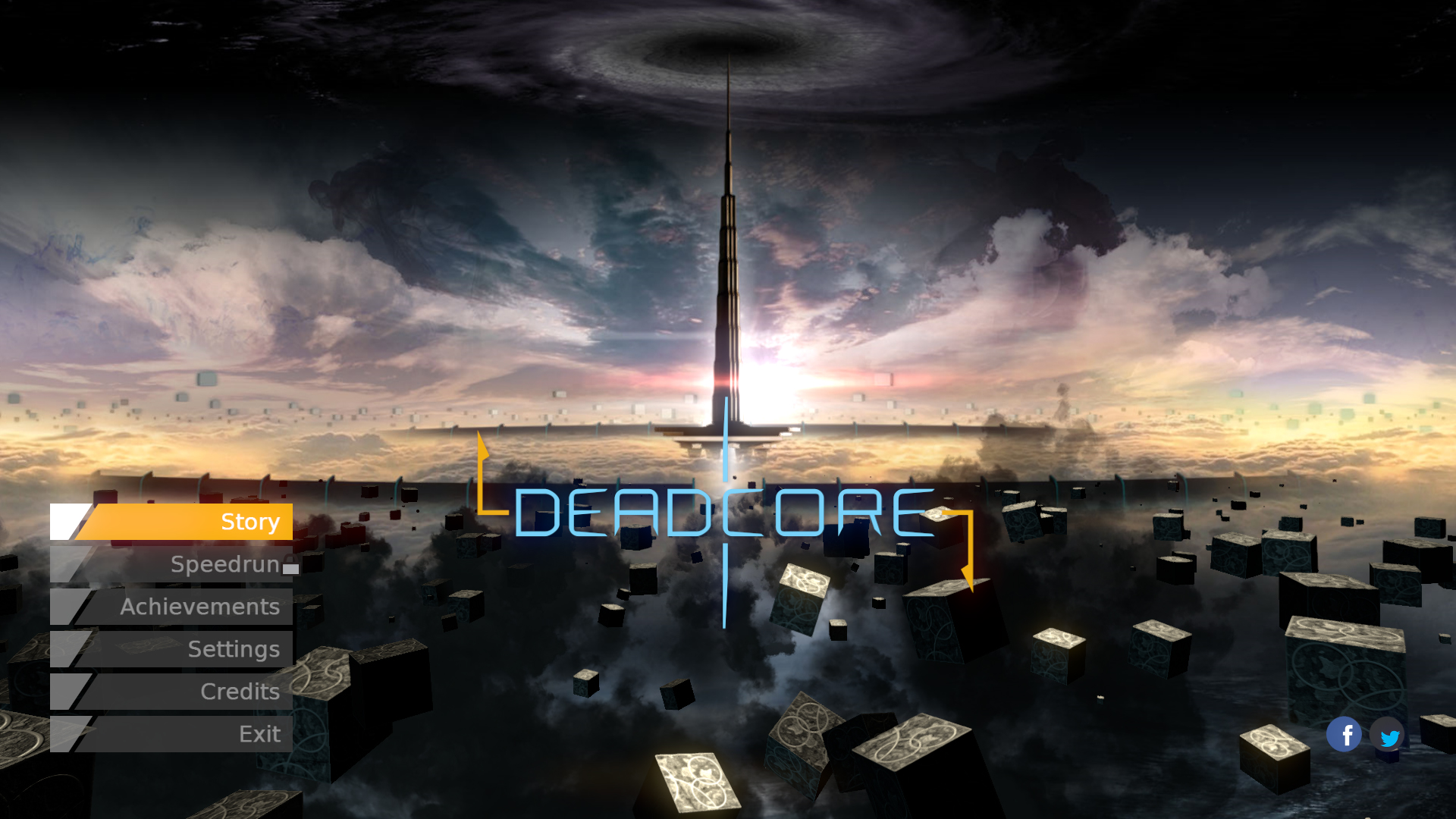 DeadCore screenshot3 on PCGamesCDN you can download cracked unlocked full pc version game direct free download with mirrors and torrent.