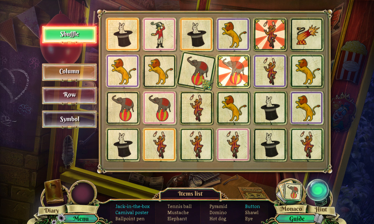 Dark Arcana: The Carnival screenshot