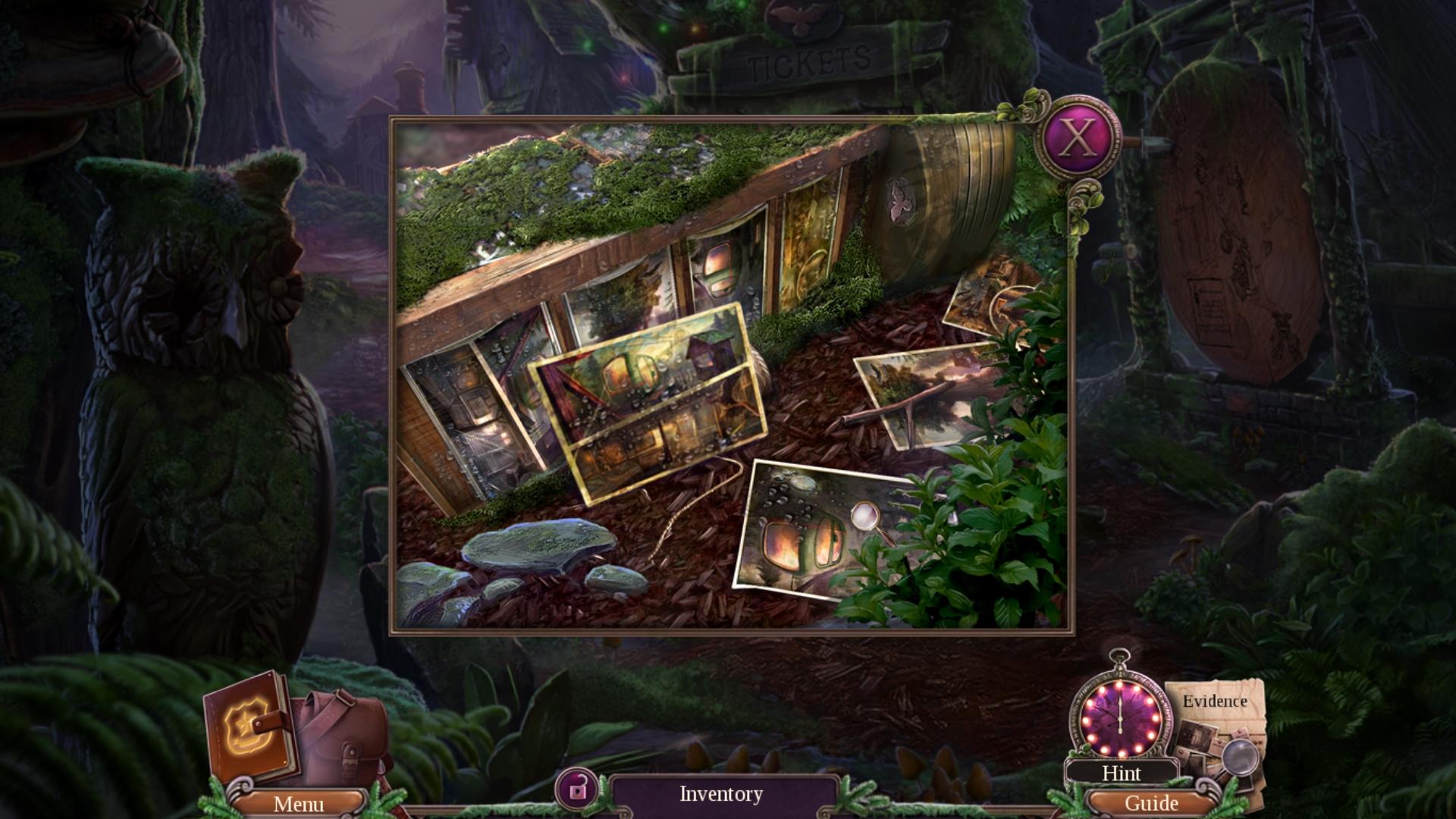Enigmatis 2: The Mists of Ravenwood screenshot