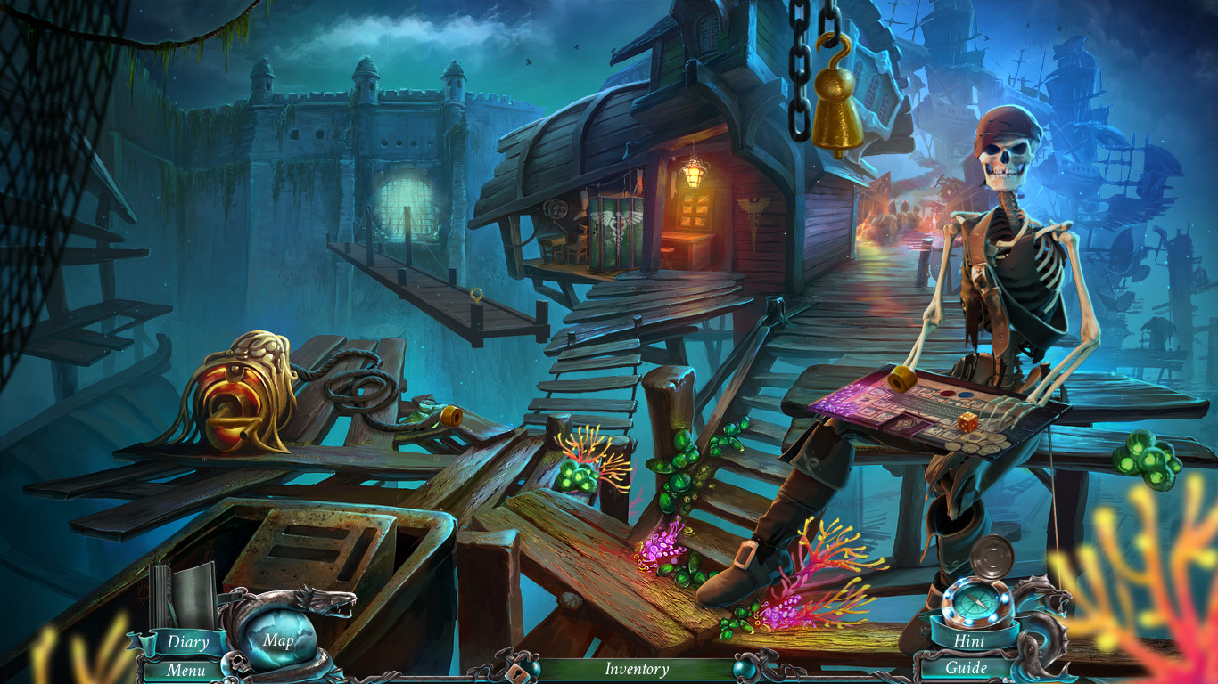 Nightmares from the Deep 3: Davy Jones screenshot