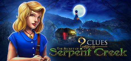 9 Clues: The Secret of Serpent Creek game image