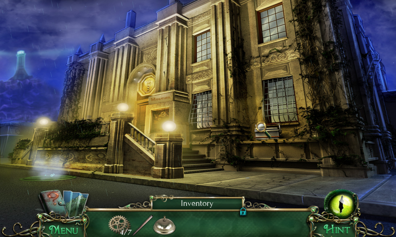9 Clues: The Secret of Serpent Creek screenshot