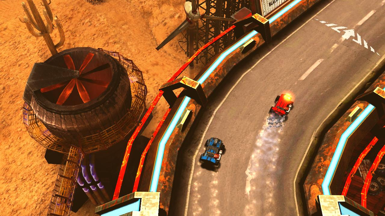 Speed Kills screenshot