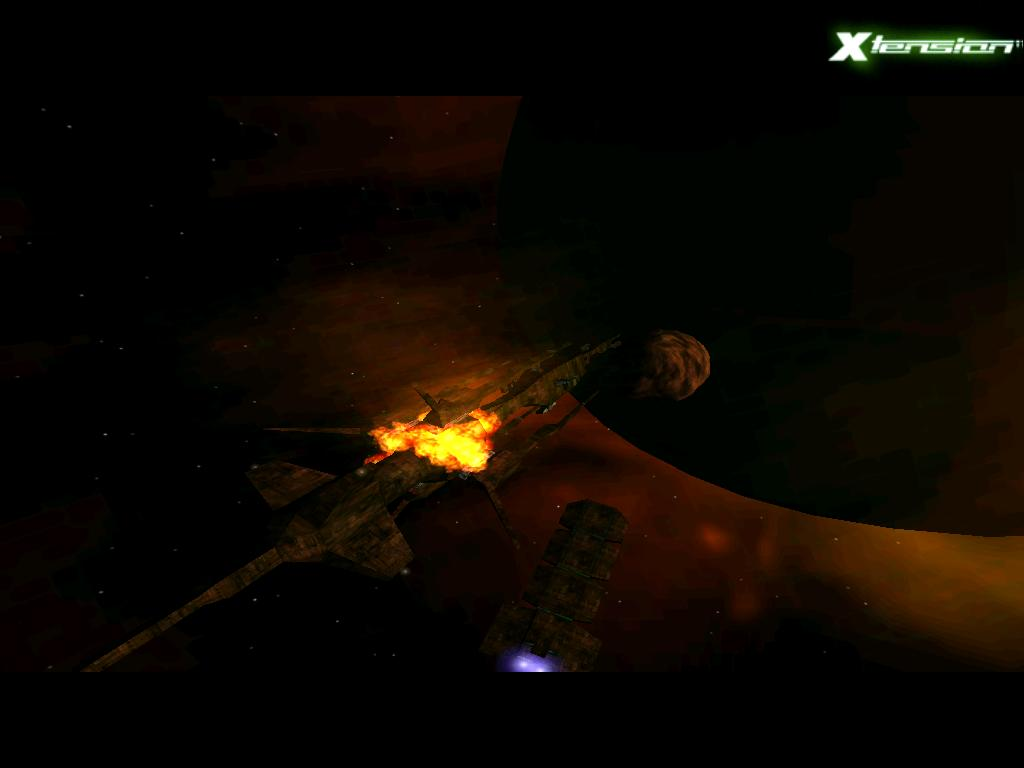 X: Tension screenshot