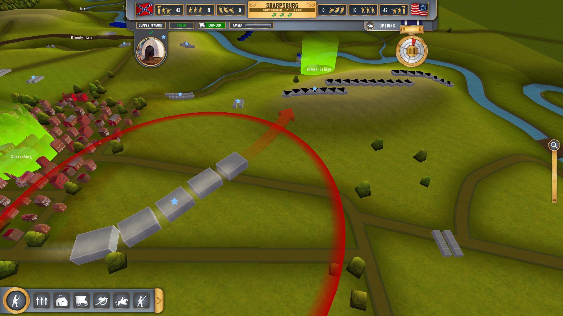 Battleplan: American Civil War screenshot