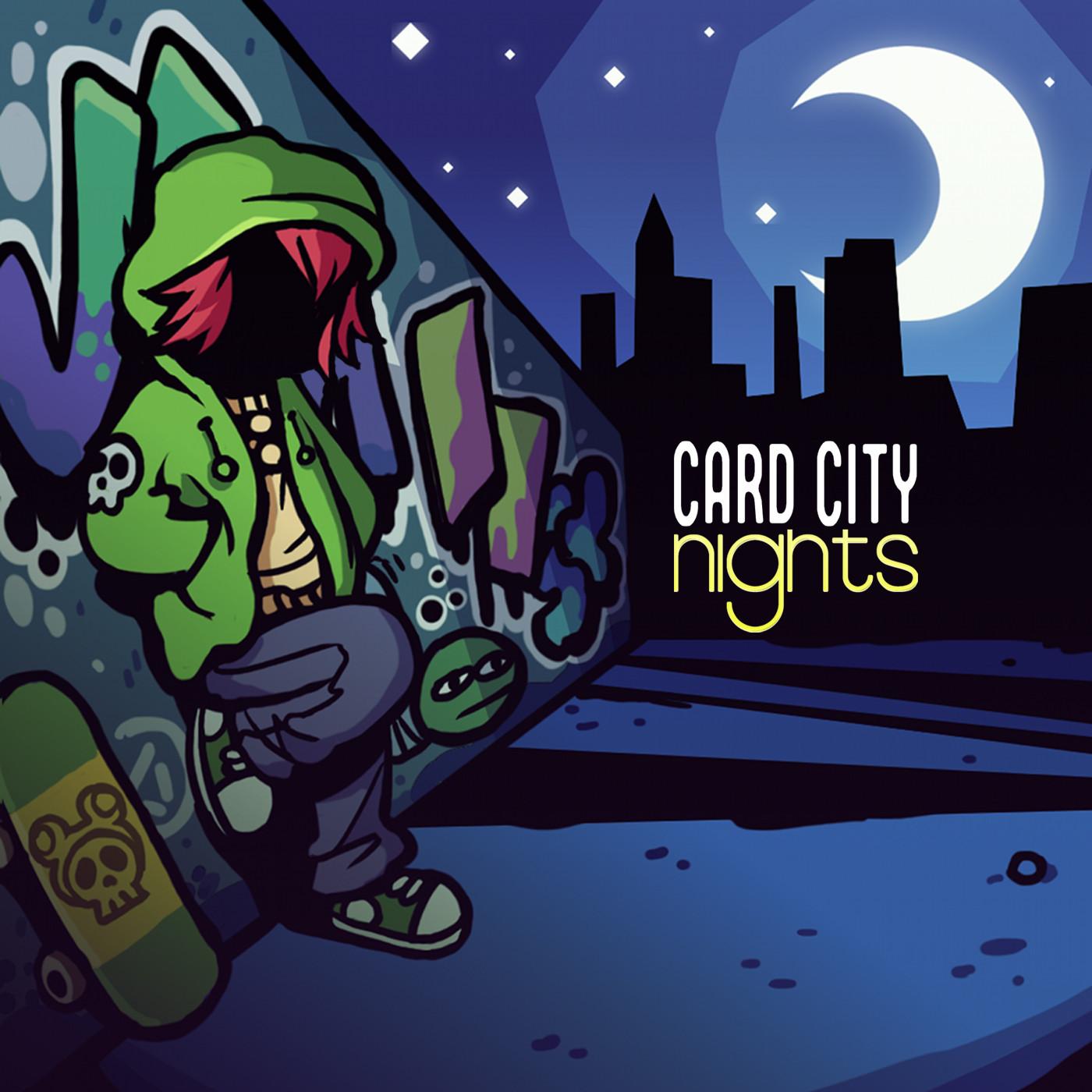Card City Nights Soundtrack screenshot