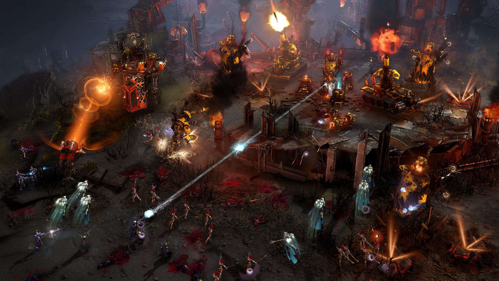 free download warhammer 40k dawn of war 3 cracked by baldman voksi include all dlc and latest update hotfix crack fix online server private copiapop diskokosmiko