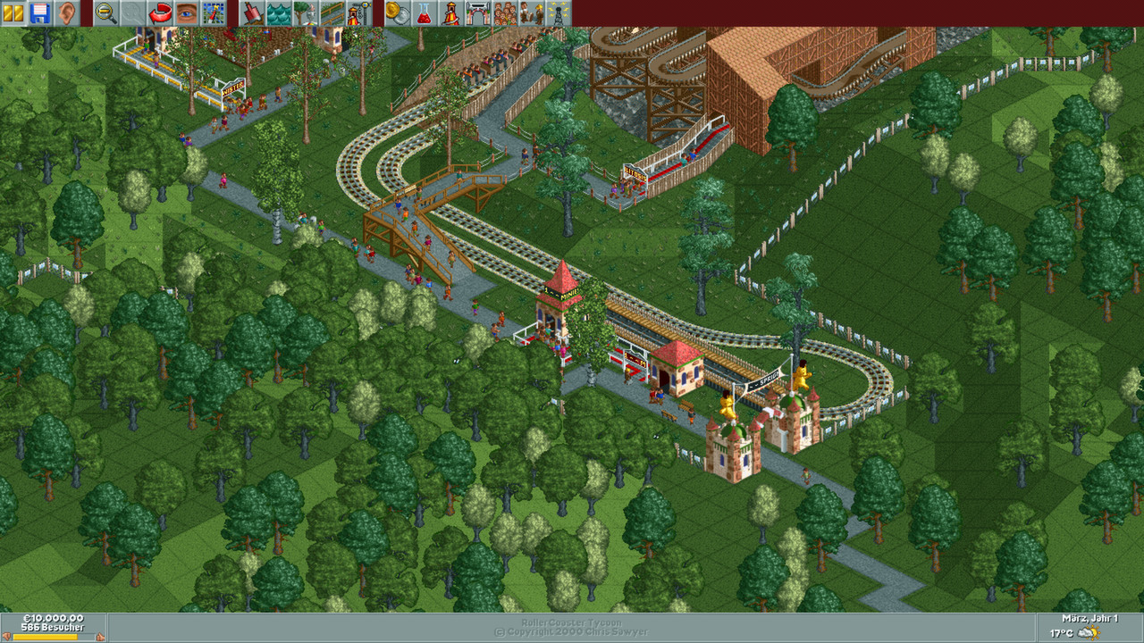 Roller coaster tycoon 3 pc download