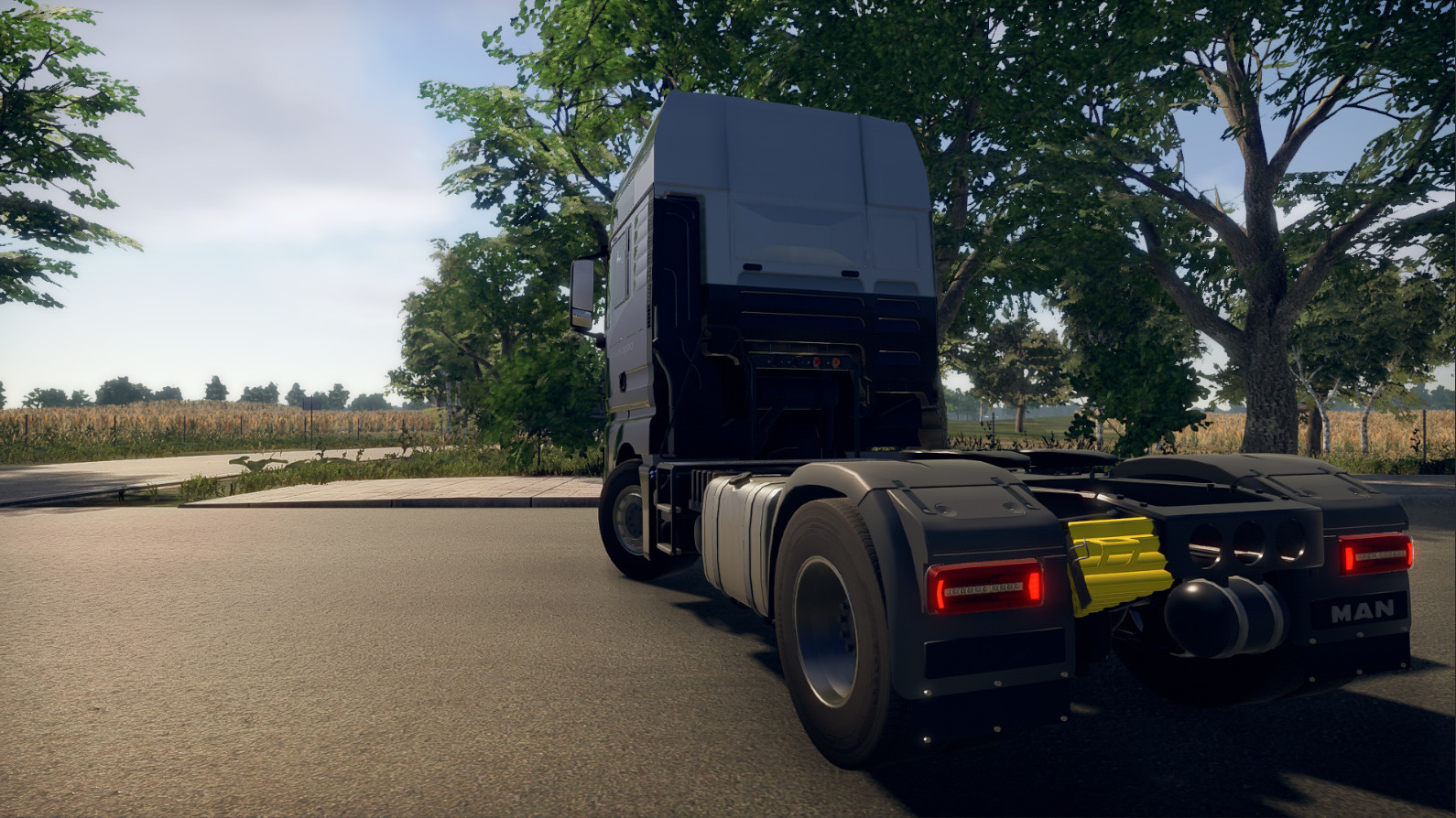 On The Road - Truck Simulator screenshot