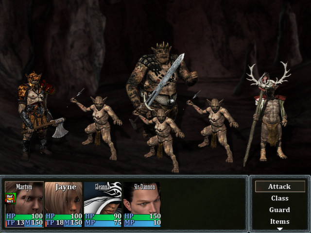 RPG Maker VX Ace - Monster Legacy 1 screenshot