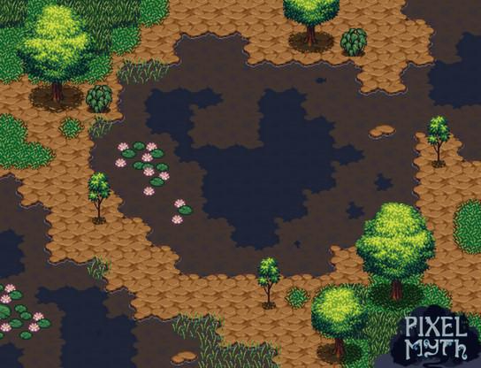 RPG Maker VX Ace - Pixel Myth: Germania screenshot