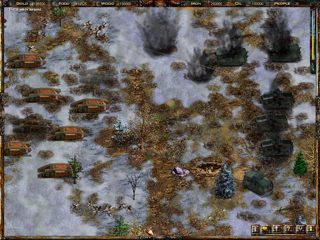 The Entente Gold screenshot