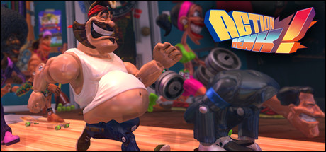 Action Henk game image