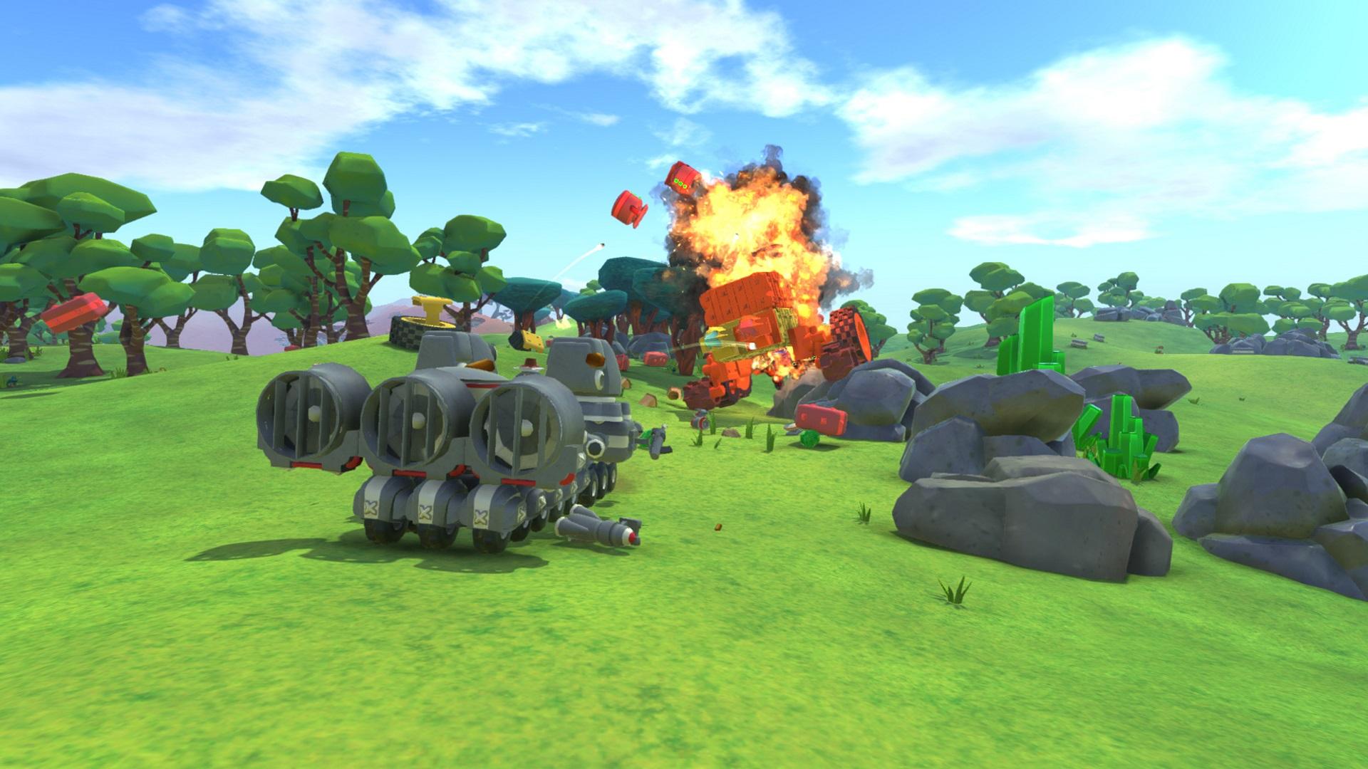 TerraTech screenshot 1
