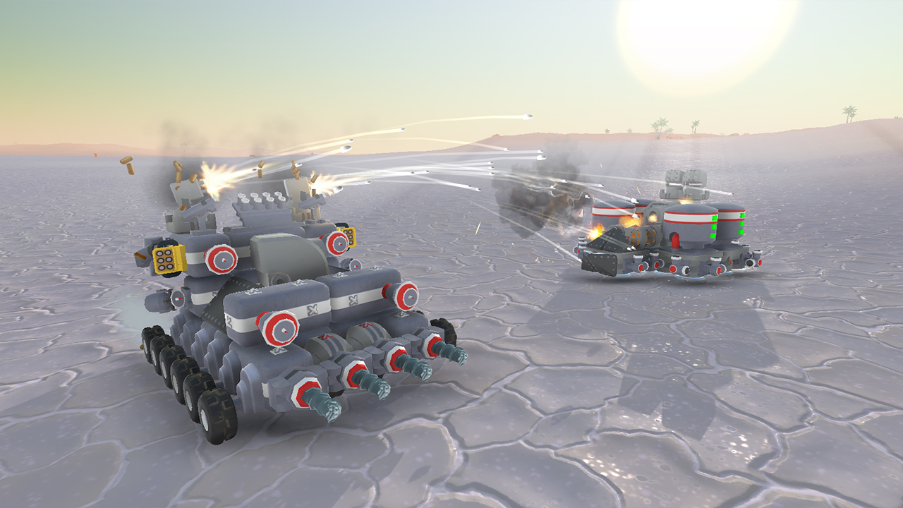 TerraTech. Deluxe Edition [Early Access] [GoG] [2015|Rus|Eng|Multi11]