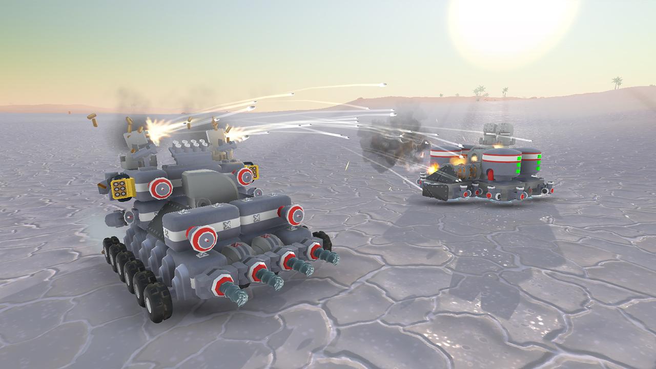TerraTech screenshot 3