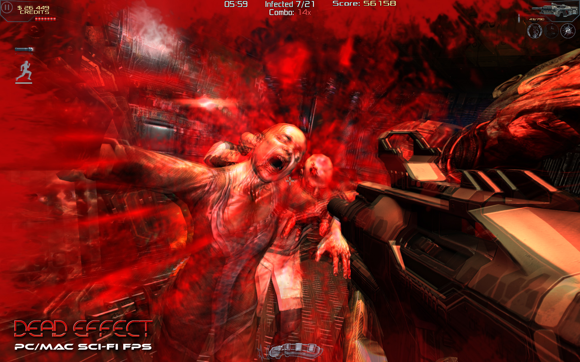 Dead Effect screenshot