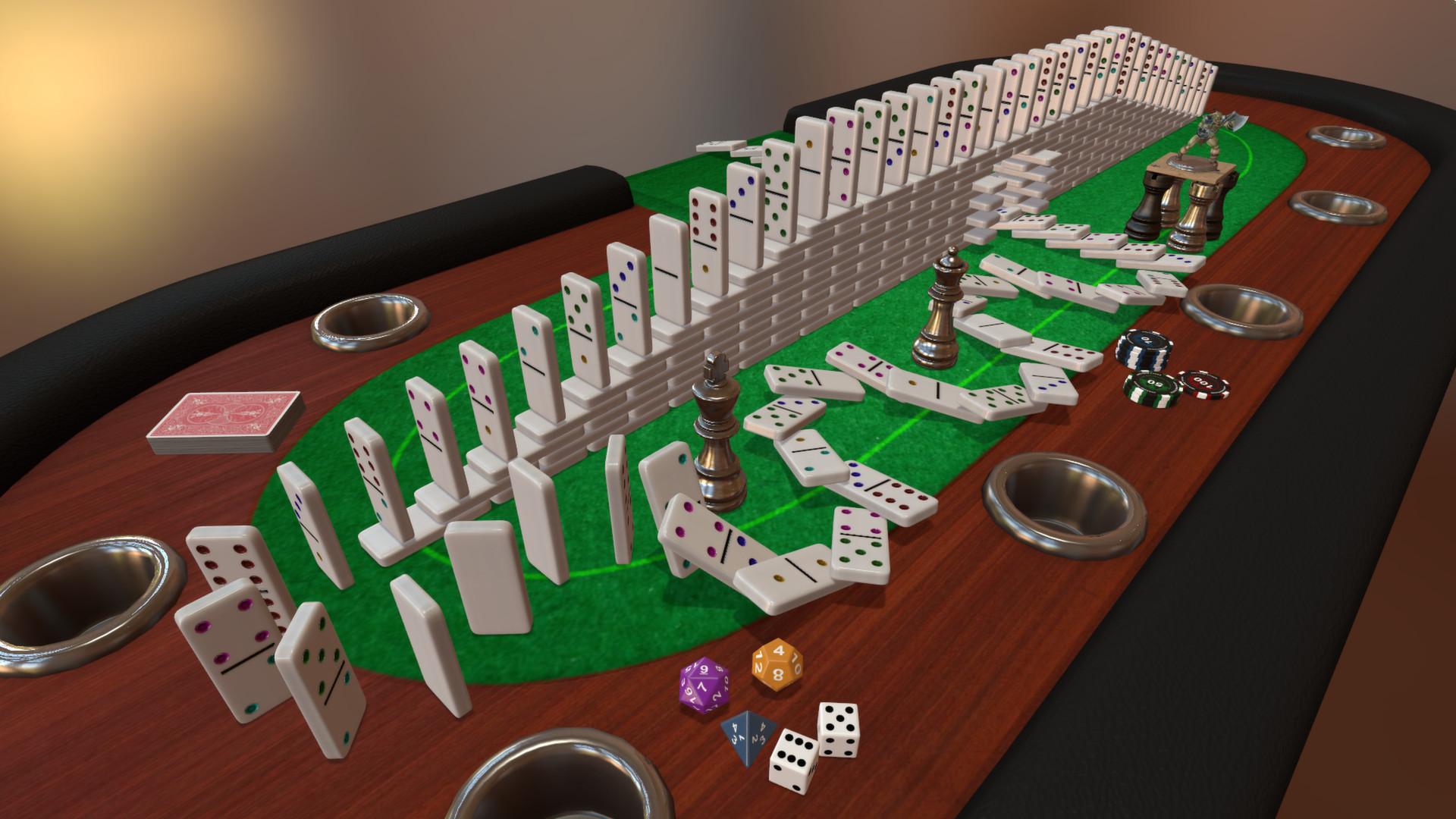 VRゲーム,Tabletop Simulator,イメージ