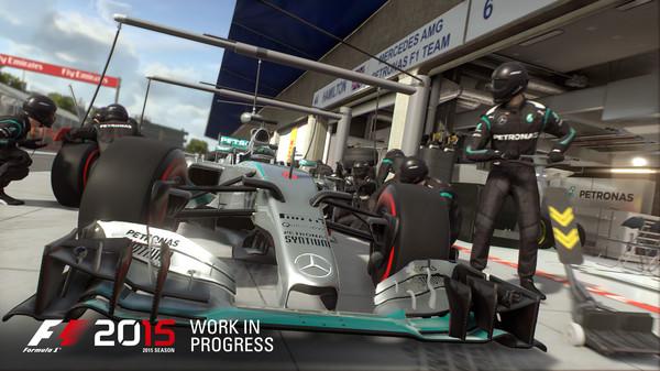 Formula 1 2015 (PC)