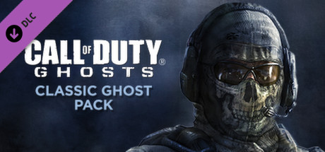 Call of duty ghosts classic ghost pack steamsale call of duty ghosts classic ghost pack steamsale voltagebd Choice Image