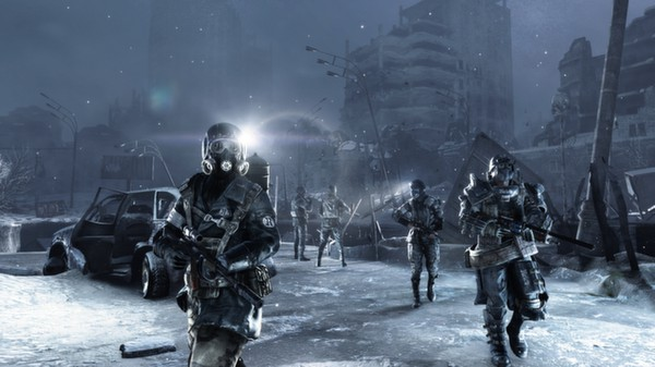 Download Metro 2033 Redux-CODEX