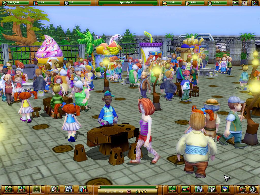 Zoo Empire screenshot