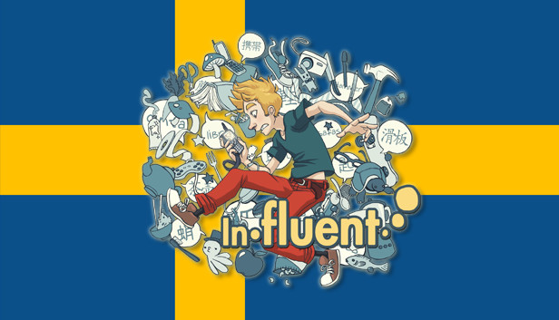 Influent DLC - Svenska [Learn Swedish] screenshot