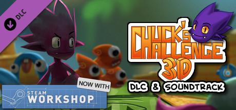 Chuck's Challenge 3D: DLC & Soundtrack