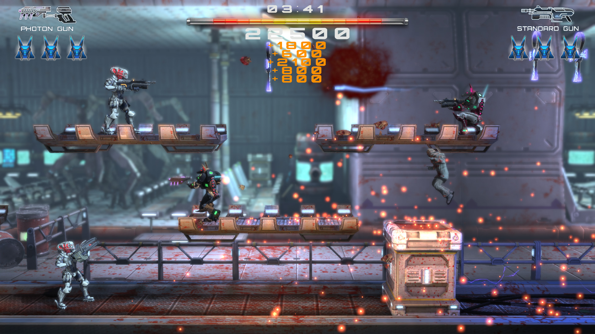 Chaos Domain screenshot