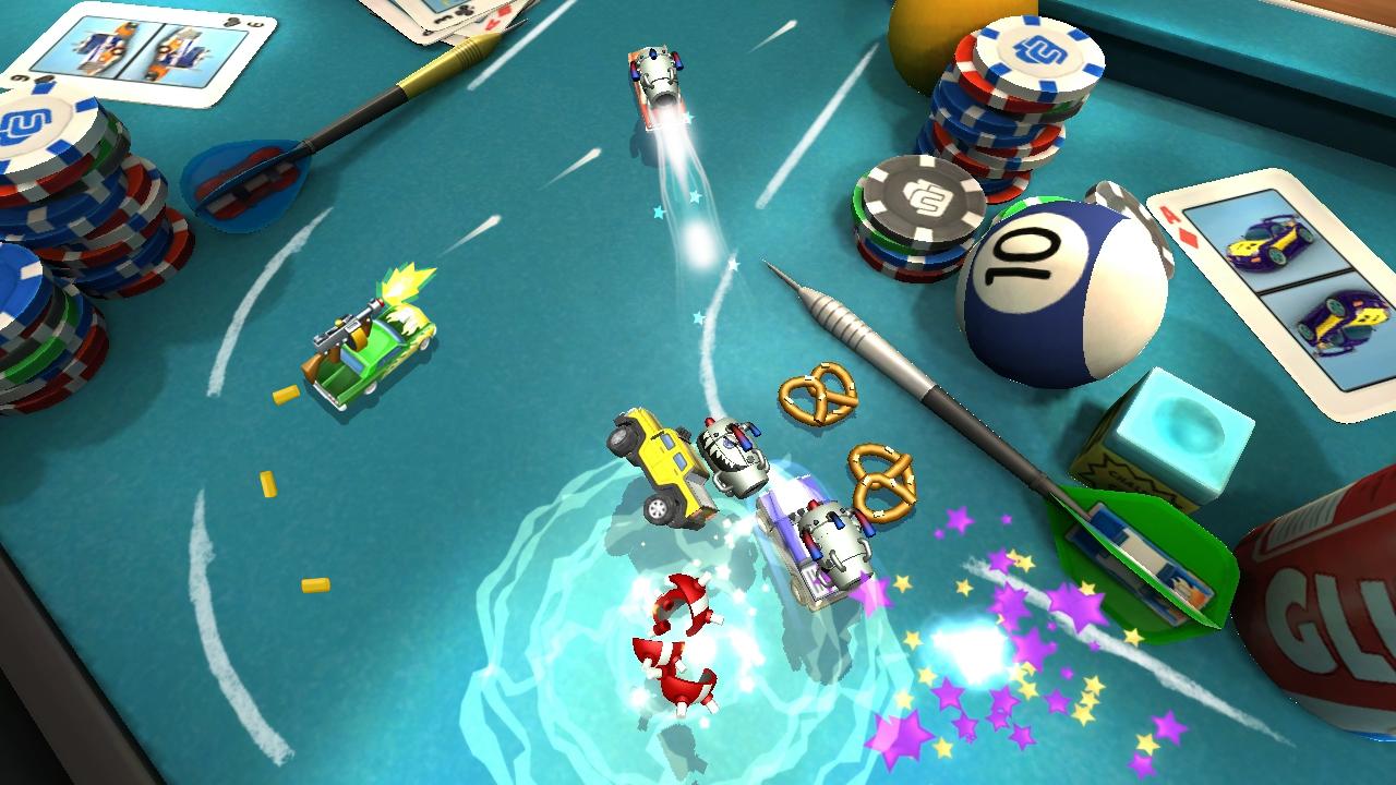 صور تحميل لعبة السباقات الممتعة Toybox Turbos-HI2U